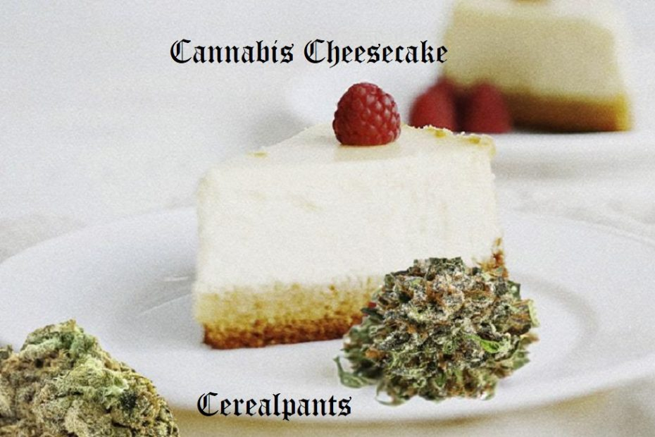 Cannabis Cheesecake