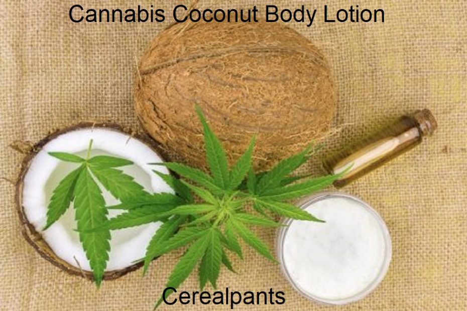 How to Make Cannabis Coconut Body Lotion